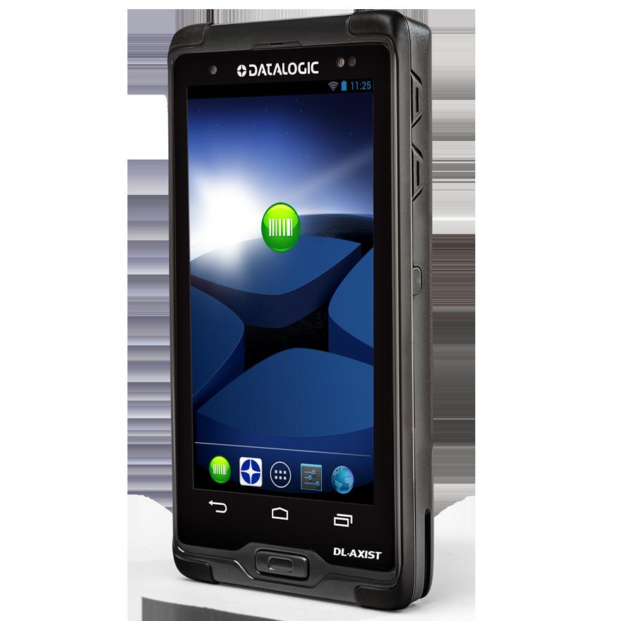 Coletor de Dados com Android PDA DL-AXIXT Datalogic
